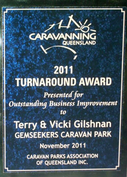 Turnaround Award